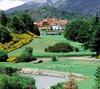 Peter Boettke Sports Page LlaoLao Golf Course in Argentina  Economics has been very good to me