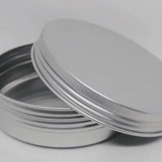 Pomadera de aluminio
