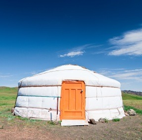 yurt Mongolia Dutch disease