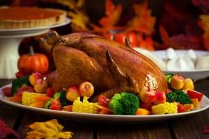 Top ten list eating turkey