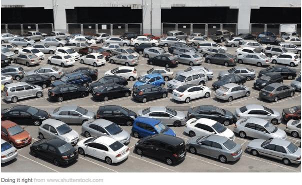 cheaper free parking