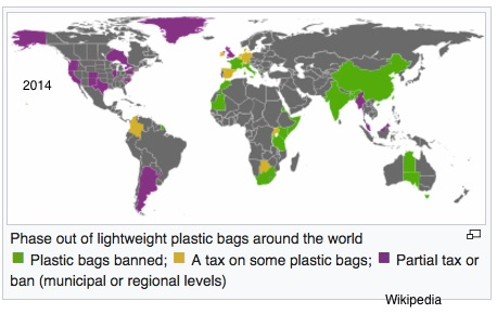 single-use plastic bag regulation