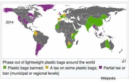 single-use plastic bag regulation