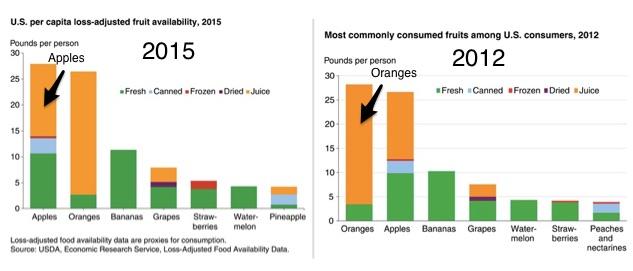 Florida orange industry