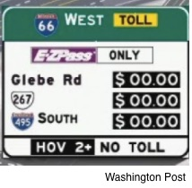 HOT tolls debate