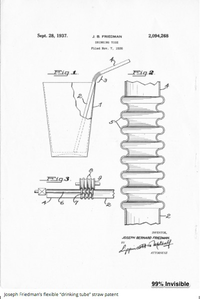 Plastic straw legislation