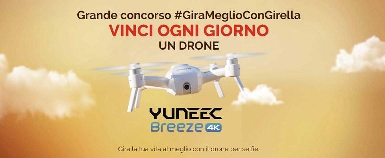 con girella motta vinci 1 drone