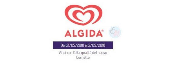 concorso algida cornetto