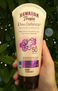 crema hawaiian tropic