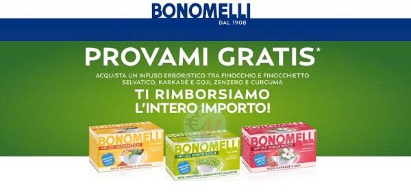 prova gratis gli infusi bonomelli