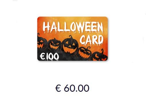 33613b7707 Turbo offerta SixthContinent: Halloween Card - EconoMamma
