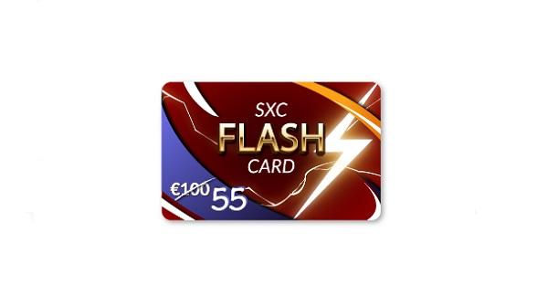 flash card turbo