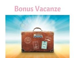 come richiedere il bonus vacanze 2020