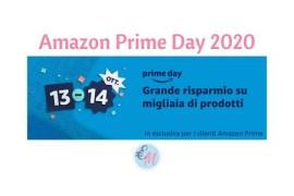 amazon prime day ottobre 2020