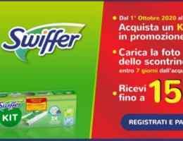 prova gratis swiffer starter kit