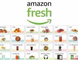 nuovo servizio spesa amazon fresh