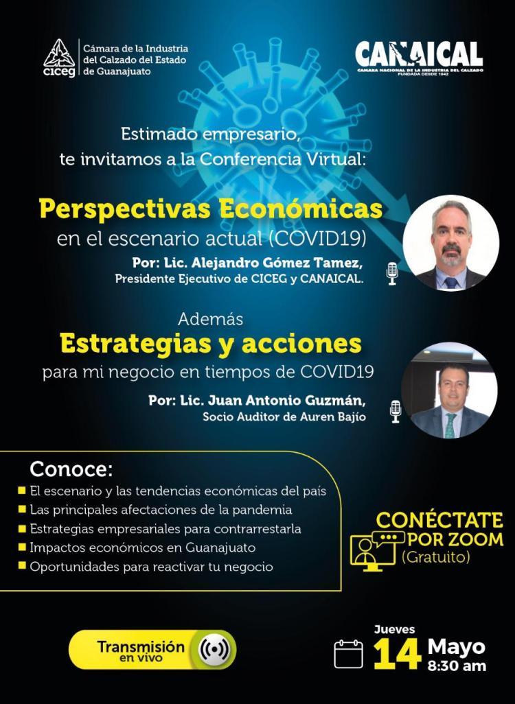 Conferencia COVID19 Ciceg