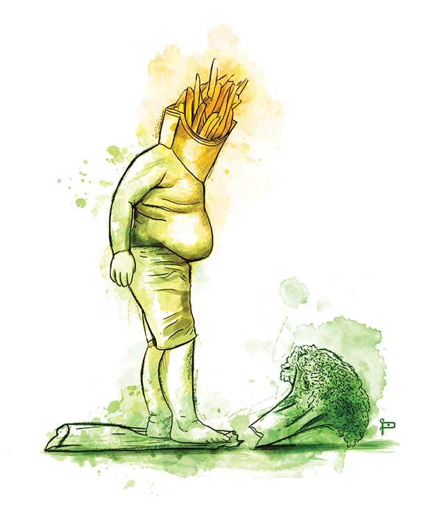 ¿La obesidad es o no una enfermedad?: pros y contras de un debate vivo