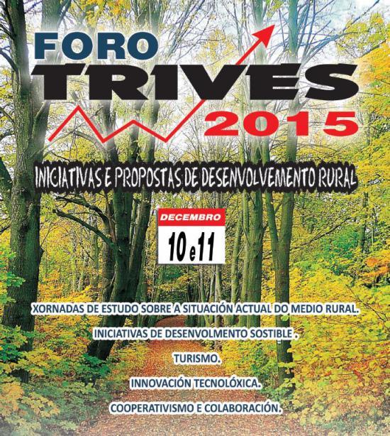 O GIEEA participa no FORO TRIVES 2015