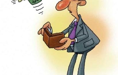 Uma dúzia de exemplos concretos: corte de salários na função pública
