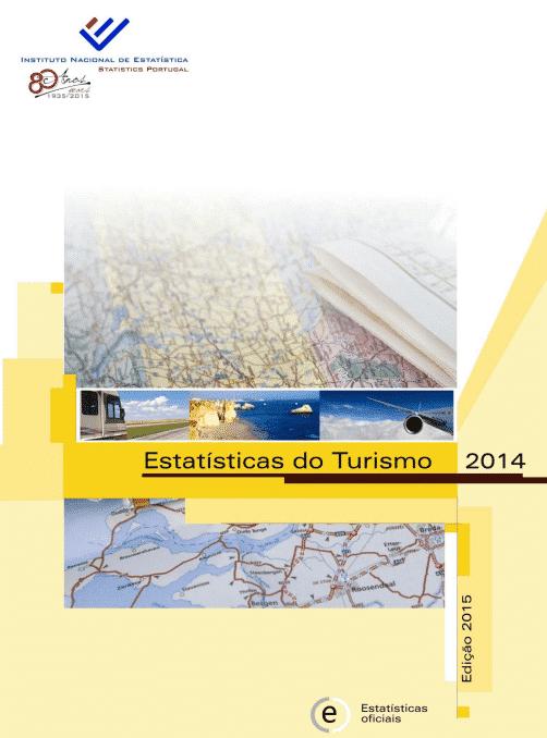 Estatísticas do Turismo 2014