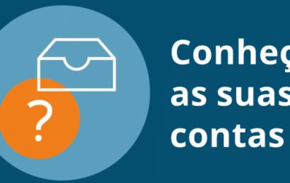 Base de Dados de Contas: Como saber quais as suas contas bancárias