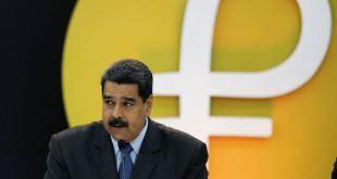 """Venezuela lanza criptomoneda """"petro""""; primera lanzada por un estado"""