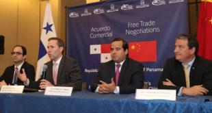 Panamá y China culminan primera ronda de tratado de libre comercio