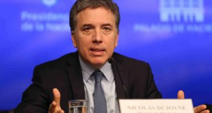 Argentina reduce el déficit fiscal