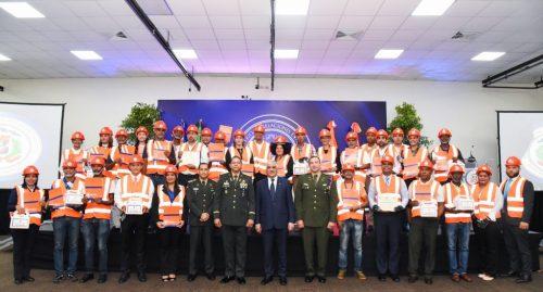 Emiratos Árabes Unidos dona a RD US$500 mil para prevenir desastres