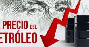 El petróleo sufre otra gran baja a US$12.78 el barril