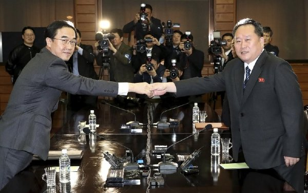 Historic inter-Korean summit to take place on April 27 ...