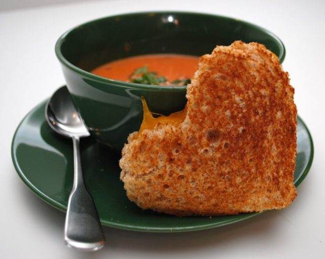 Make Myself at Home Valentine's Day Recipes