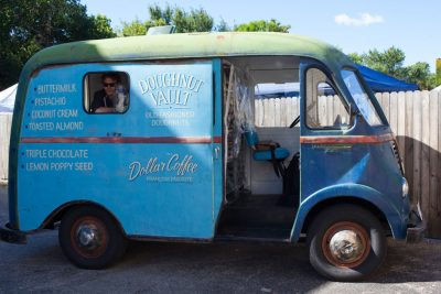 Food Truck economics doughnut vault
