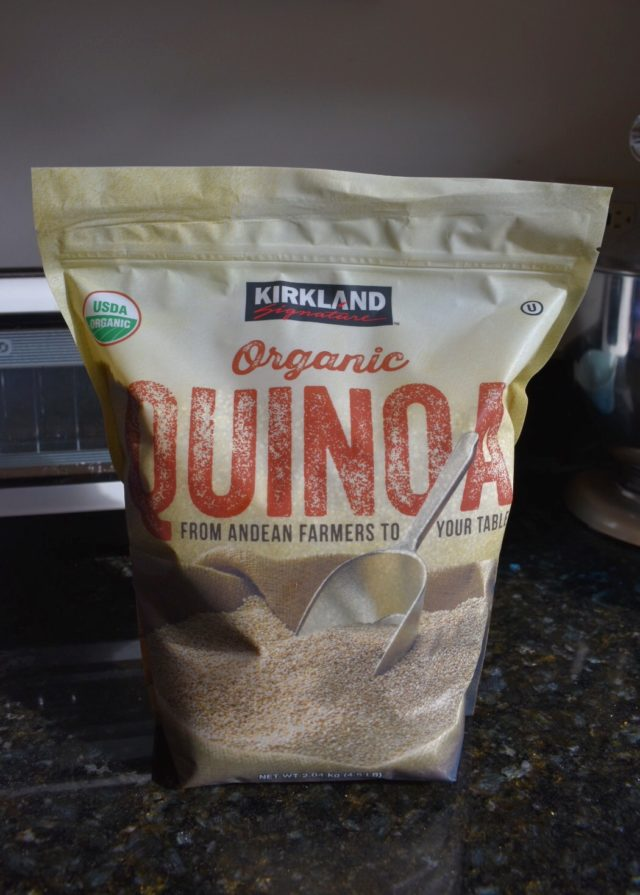 Quinoa for Quinoa with Avocado Dressing