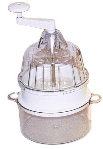 Joyce Chen 51-0662, Saladacco Spiral Slicer, White