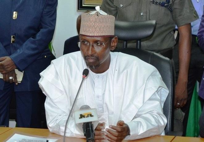 FCT-Minister, Muhammad Musa Bello