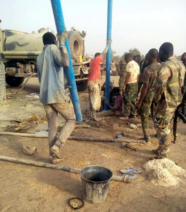 Army in Sambisa