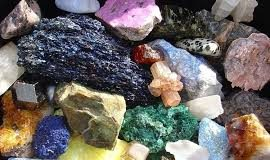 Solid Mineral