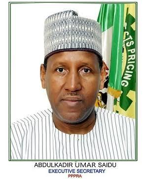 Abdulkadir Saidu, PPPRA Executive Secretary