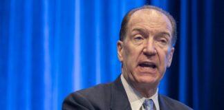 David Malpass, World Bank President
