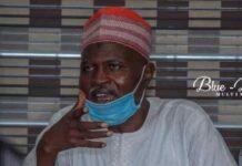 Professor Umar Faruk at PRNigeria Centre Kano