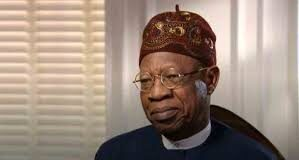 Minister of Information and Culture, Lai Mohammed