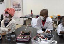 Interbox kids on Robotics