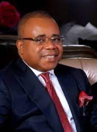 Managing Director of OGFZA, Okon Umana