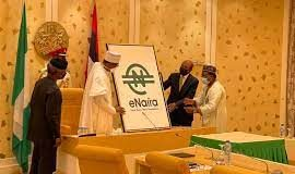 Buhari Launches e-Naira