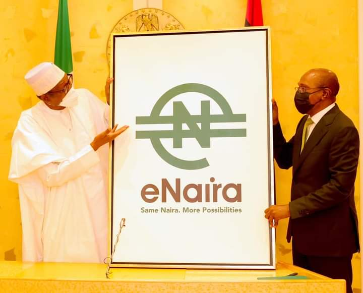 eNaira Lunch: Digital Currency will Boost our GDP by bn in Ten Years – Buhari