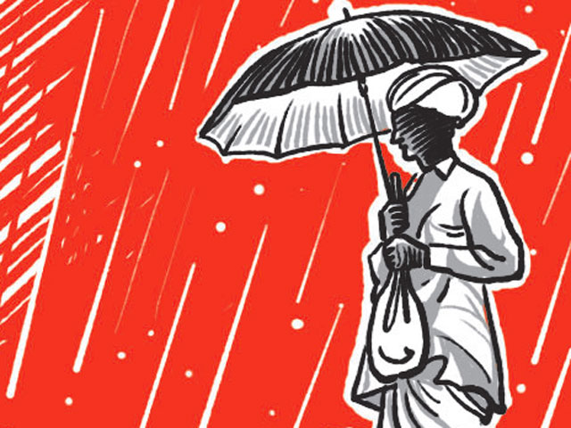 No trace of monsoon rains-Lot of sectors are affected in India-Farmers in dismay