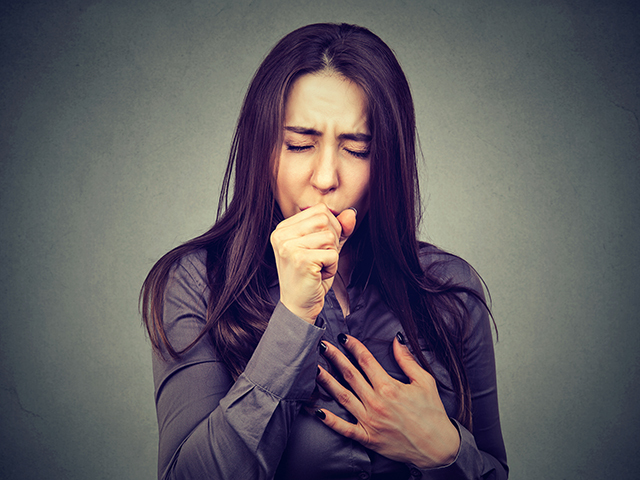 Suffering from persistent coughing? It could be a sign of chronic obstructive pulmonary disease (COPD).