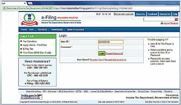 How to e-file your tax returns